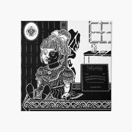 Ouija Art Board Print