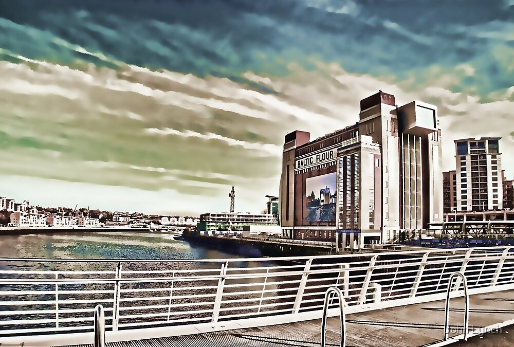The Baltic, Gateshead by John Lynch