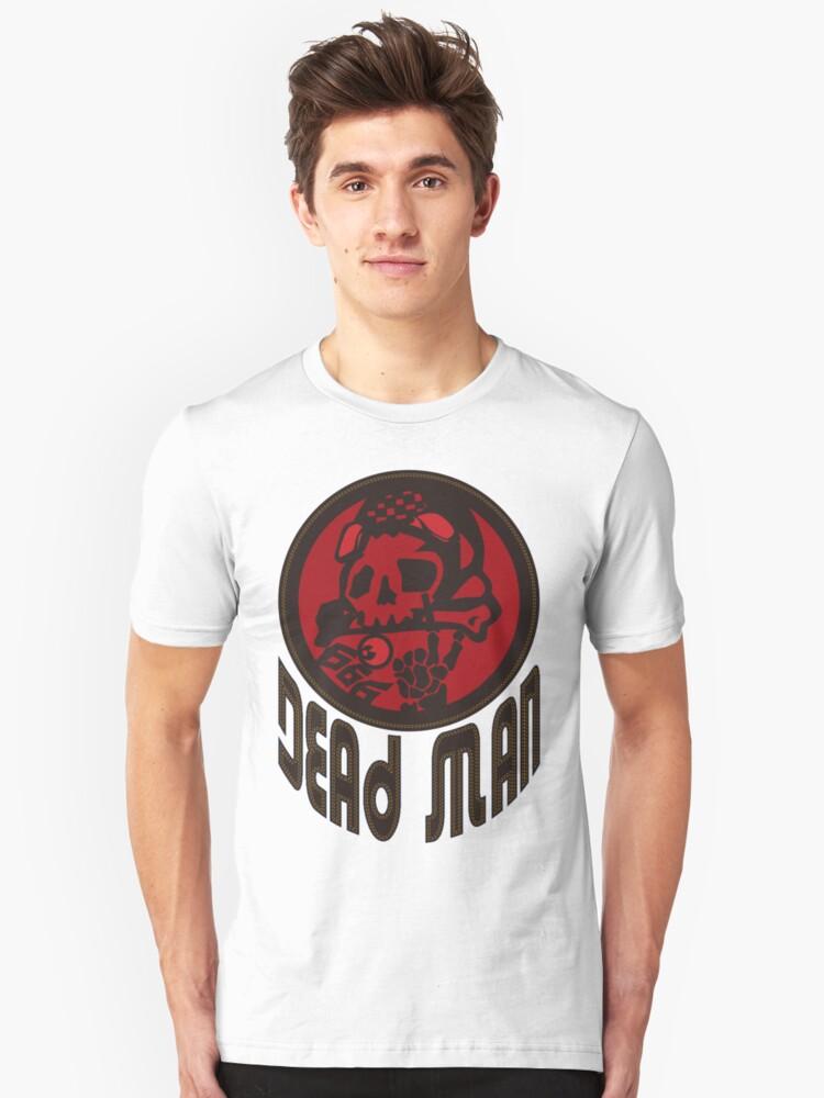 DEAD_MAN Unisex T-Shirt Front