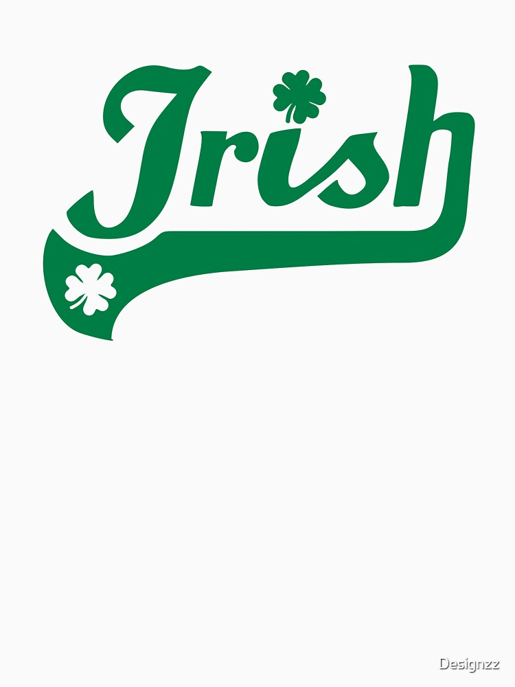Irish shamrock by Designzz