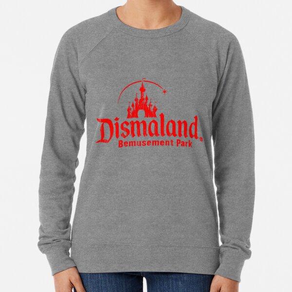 Banksy Dismaland Bemusement Park Parody  Lightweight Sweatshirt
