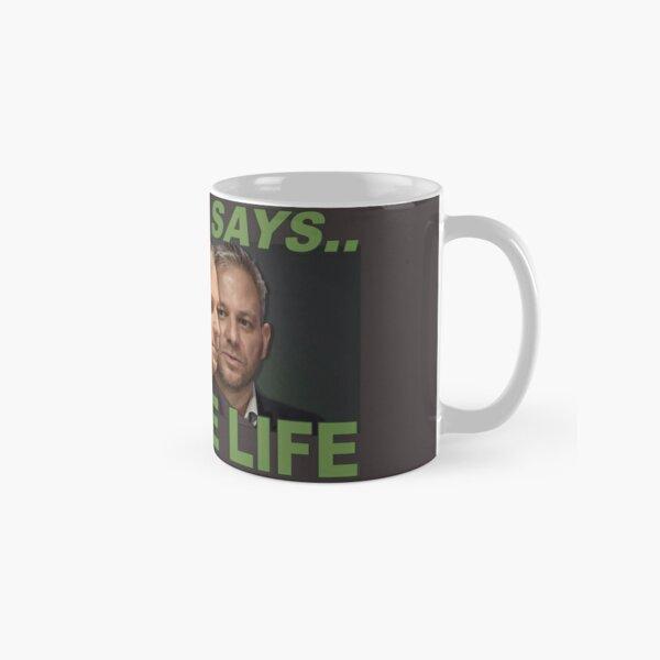 COVID19 BRETT SUTTON SAYS CHOOSE LIFE Classic Mug