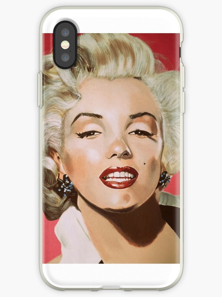 Marilyn Monroe by Myartscape