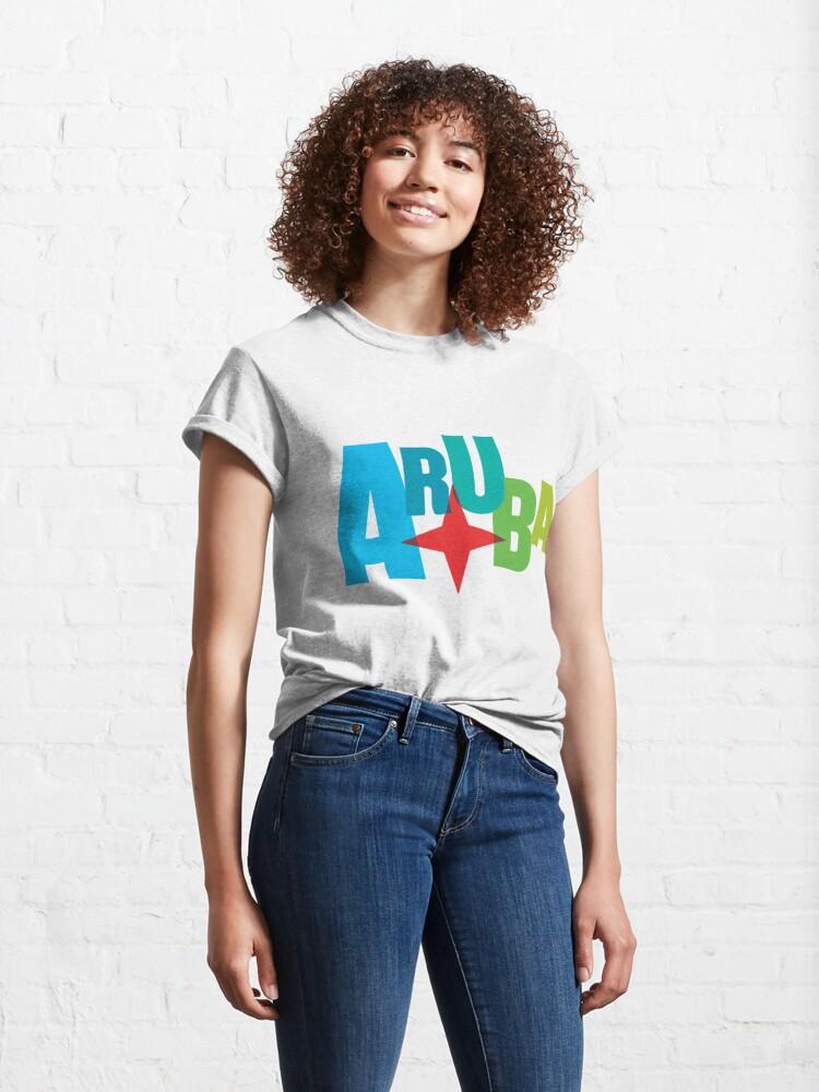 Alternate view of Aruba Classic T-Shirt