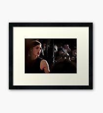Glamour Shot Framed Print