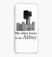 My other house is an Abbey Case/Skin for Samsung Galaxy