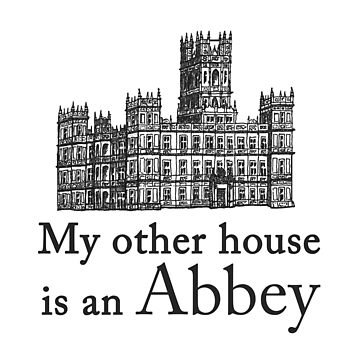 My other house is an Abbey by yaney85