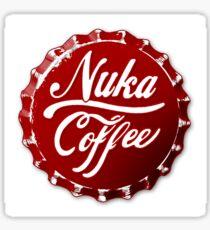 Nuka Coffee Sticker