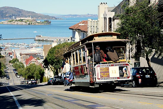 Cable Car by bryaniceman