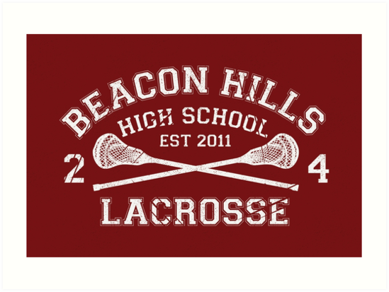 Beacon Hills Lacrosse by Dorothy Leigh