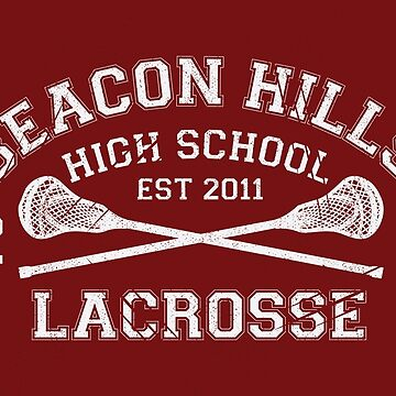 Beacon Hills Lacrosse by dorothytimmer