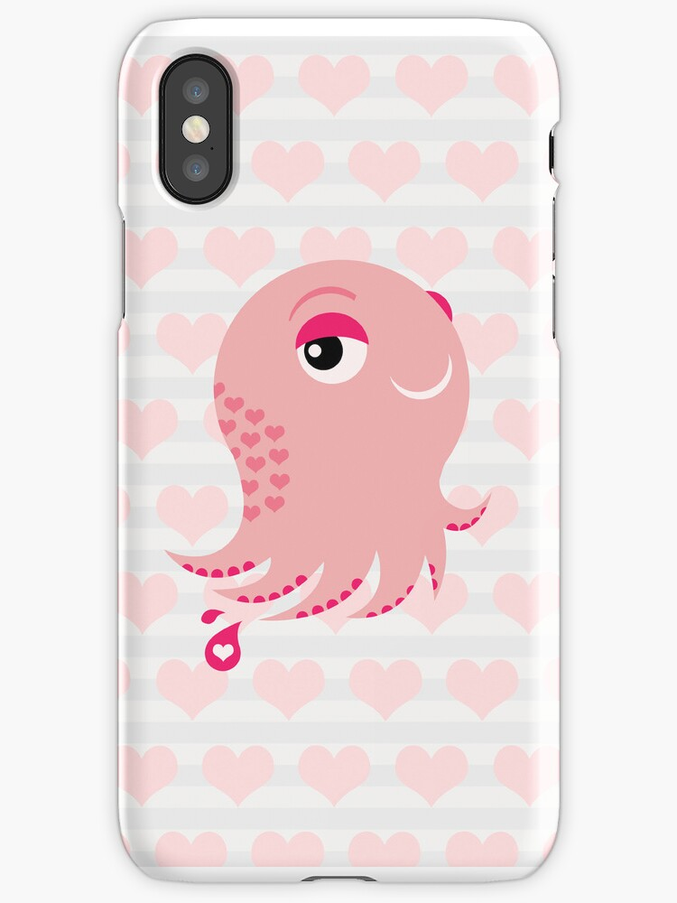 Squid of Love (Valentine's Edition) by makoshark