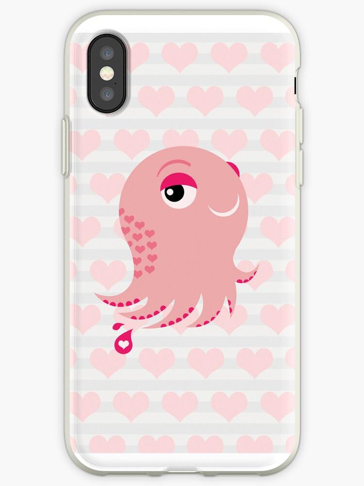 Squid of Love (Valentine's Edition) by makoshark