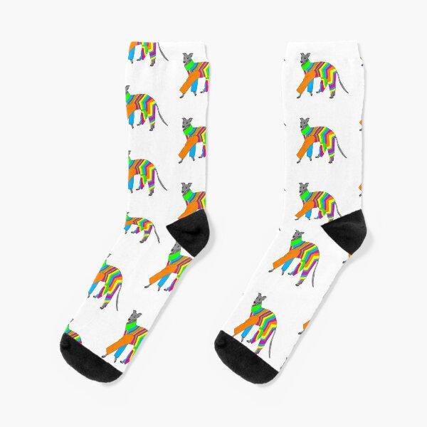 Fancy dog Socks