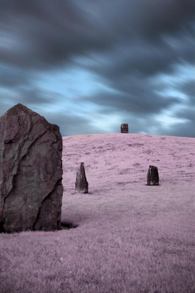 Under Standing Stones by TreeRoot