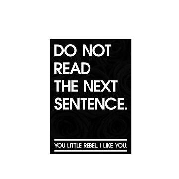 You Little Rebel.. by Xeminas