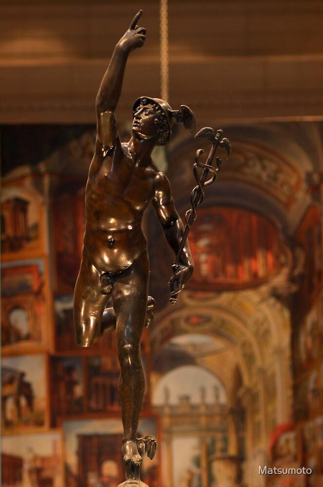 Mercury Fountain - National Gallery of Art - Washington D.C. by Matsumoto