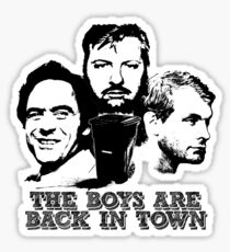 The Boys! Sticker