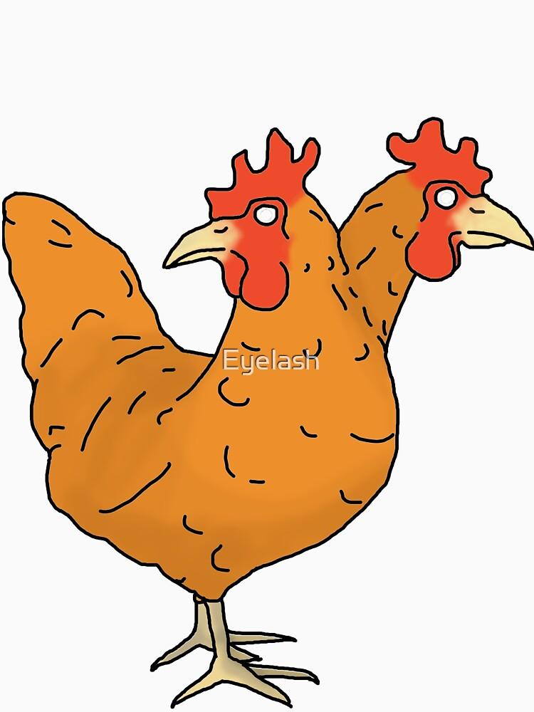 Double-headed cock block by Eyelash