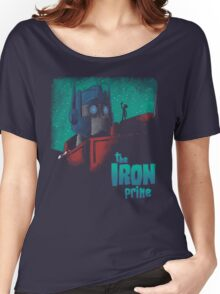 The Iron Prime Women's Relaxed Fit T-Shirt