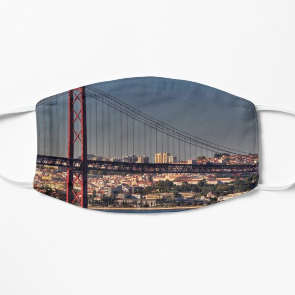 The 25 de Abril Bridge - 1 ©  Mask