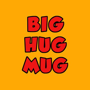 True Detective - Big Hug Mug by lordbiro