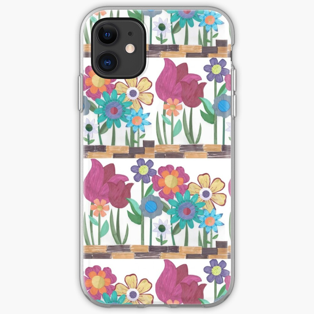 Floral Collage iPhone Case & Cover