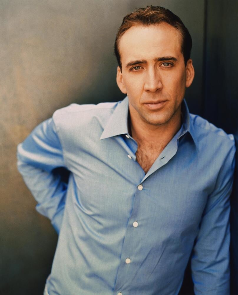 Nicolas Cage by TheLiddle