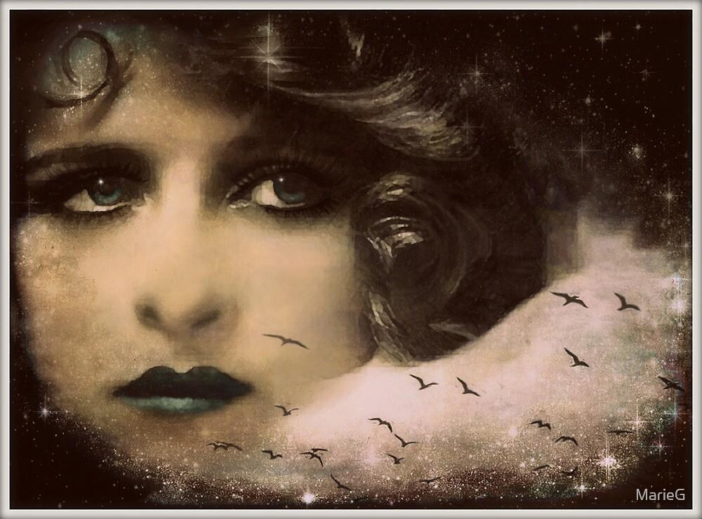 Angel by MarieG