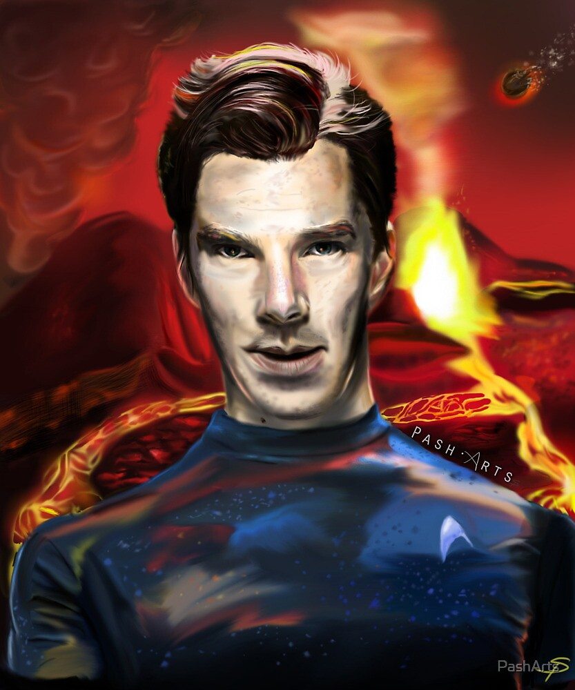 John Harrison - You think your world is safe by PashArts