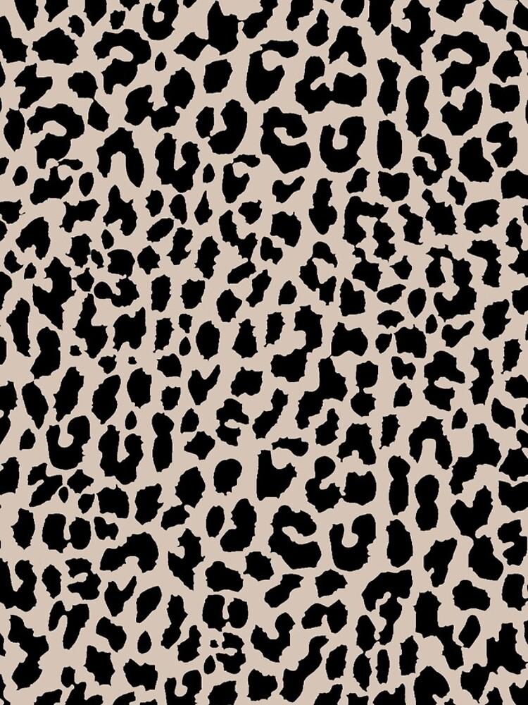 Tan Leopard by marynesrala