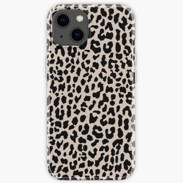 Tan Leopard iPhone Soft Case