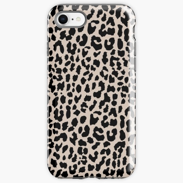 Tan Leopard iPhone Tough Case