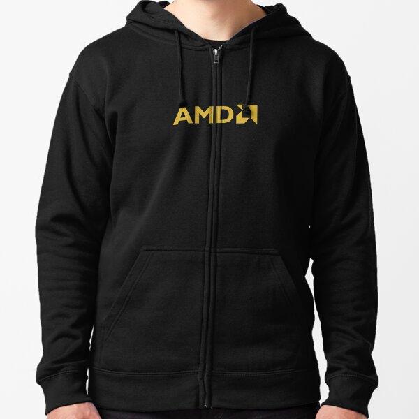 BEST TO BUY - AMD Zipped Hoodie