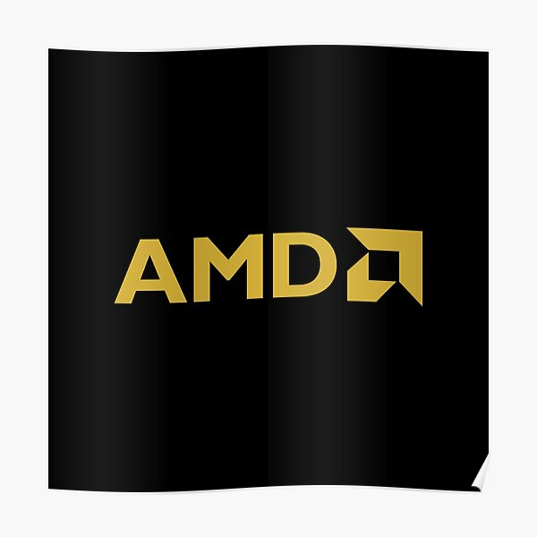 BEST TO BUY - AMD Poster