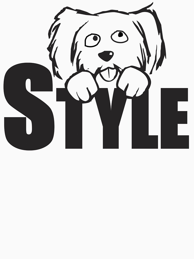 Cute Doggy Style by tidyware