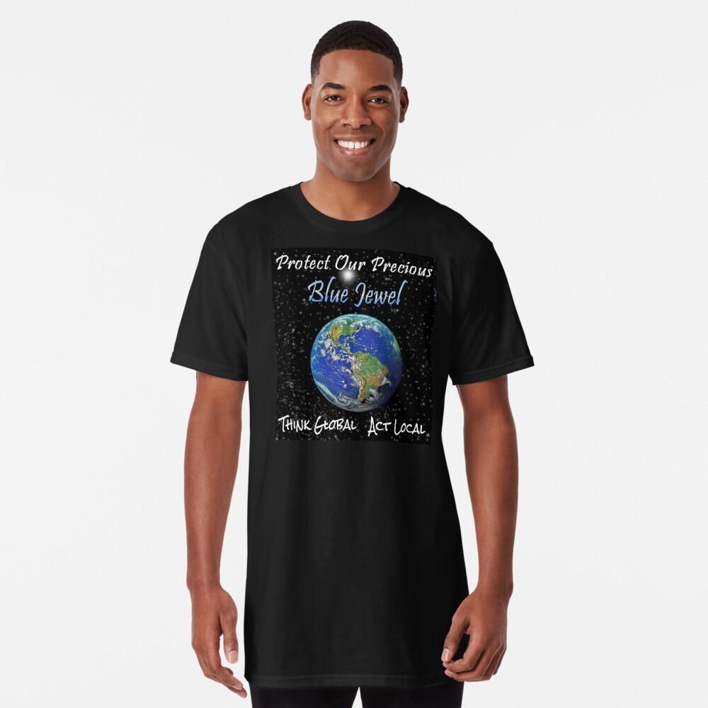 Our Precious Planet Long T-Shirt