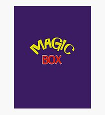 Magic Box - Buffy the Vampire Slayer Photographic Print