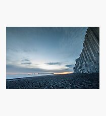 Reynisfjara Beach Photographic Print