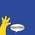 High five! von moritzstork