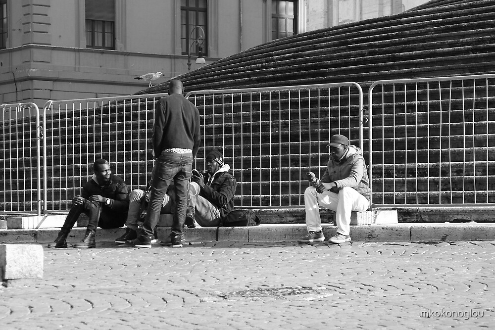the boys and...the seagull by mkokonoglou