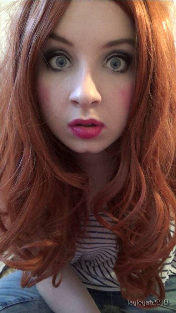 Karen Gillan Makeup (Photoshoot) by Hayleyat221B