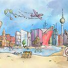 Berlin, Berlin... von moritzstork