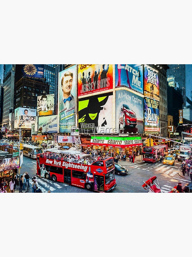 Times Square II (digitally remastered) by RayW