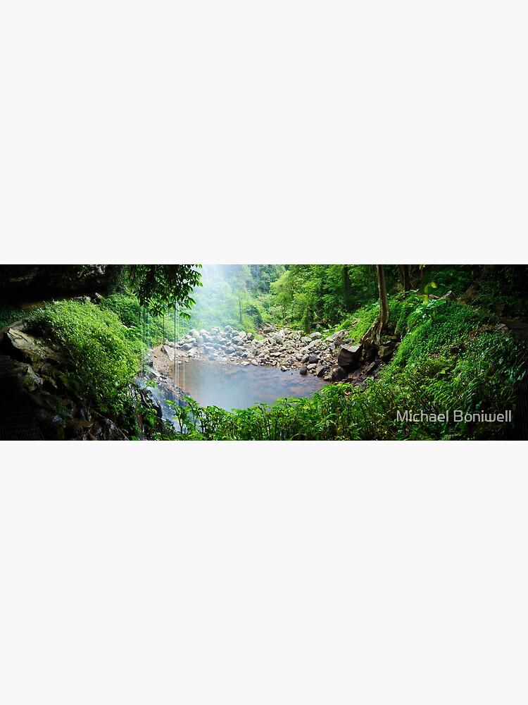 Crystal Shower Falls, Dorrigo National Park, New South Wales, Australia by Chockstone