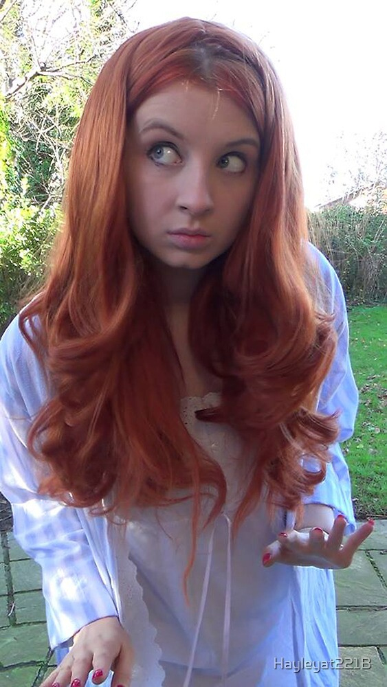Amy Pond (The Beast Below Cosplay) by Hayleyat221B