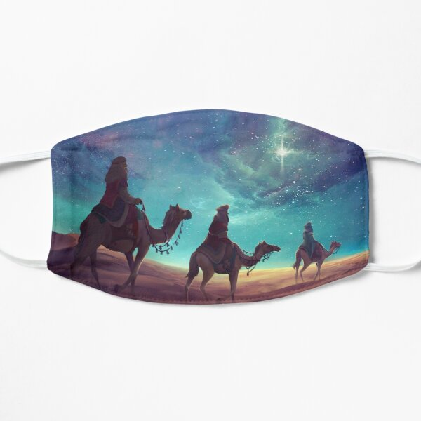 The Three Wise Men Mask