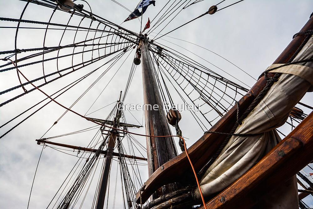 Tall Masts by Graeme Bayley