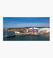 Venture Quays IOW Photographic Print