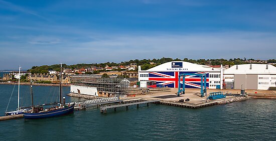 Venture Quays IOW by manateevoyager
